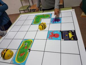 Actividades BeeBot - La búsqueda del tesoro